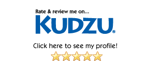 Rate and review me on Kudzu. Click here to see my profile!